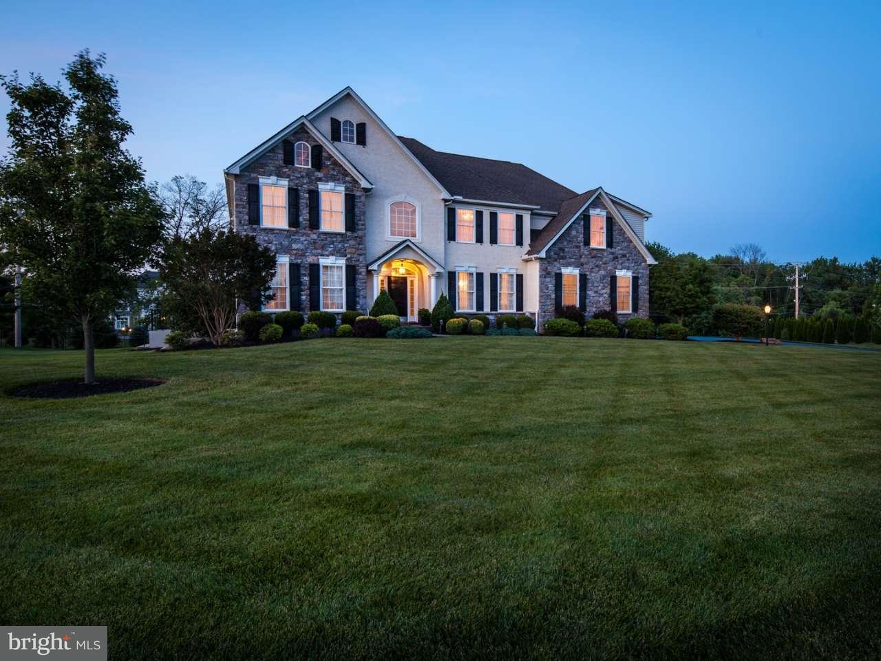 独户住宅 为 销售 在 1148 HEDGEROW Drive Garnet Valley, 宾夕法尼亚州 19061 美国