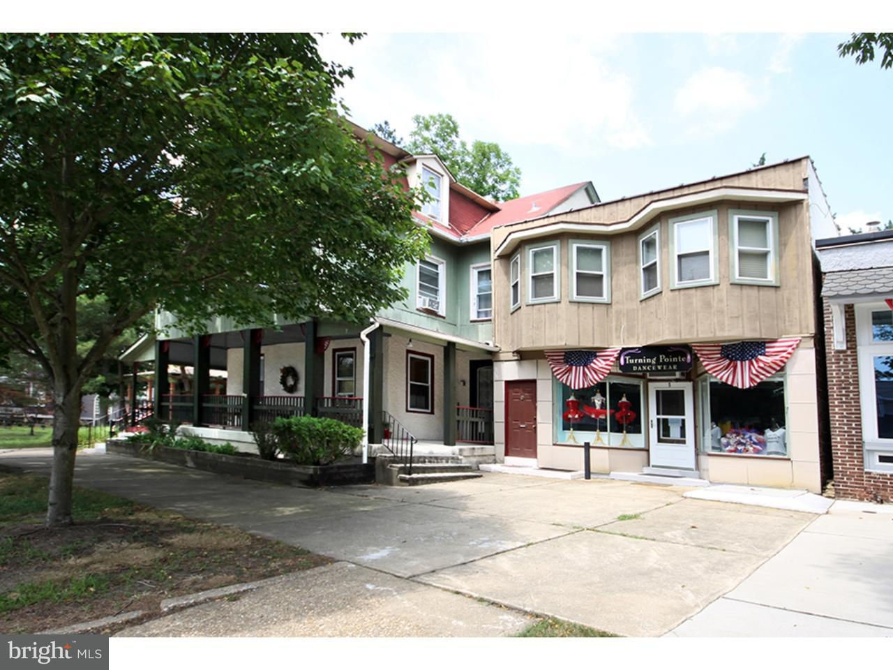 Single Family Home for Sale at 7-9 W MANTUA Avenue Wenonah, New Jersey 08090 United States