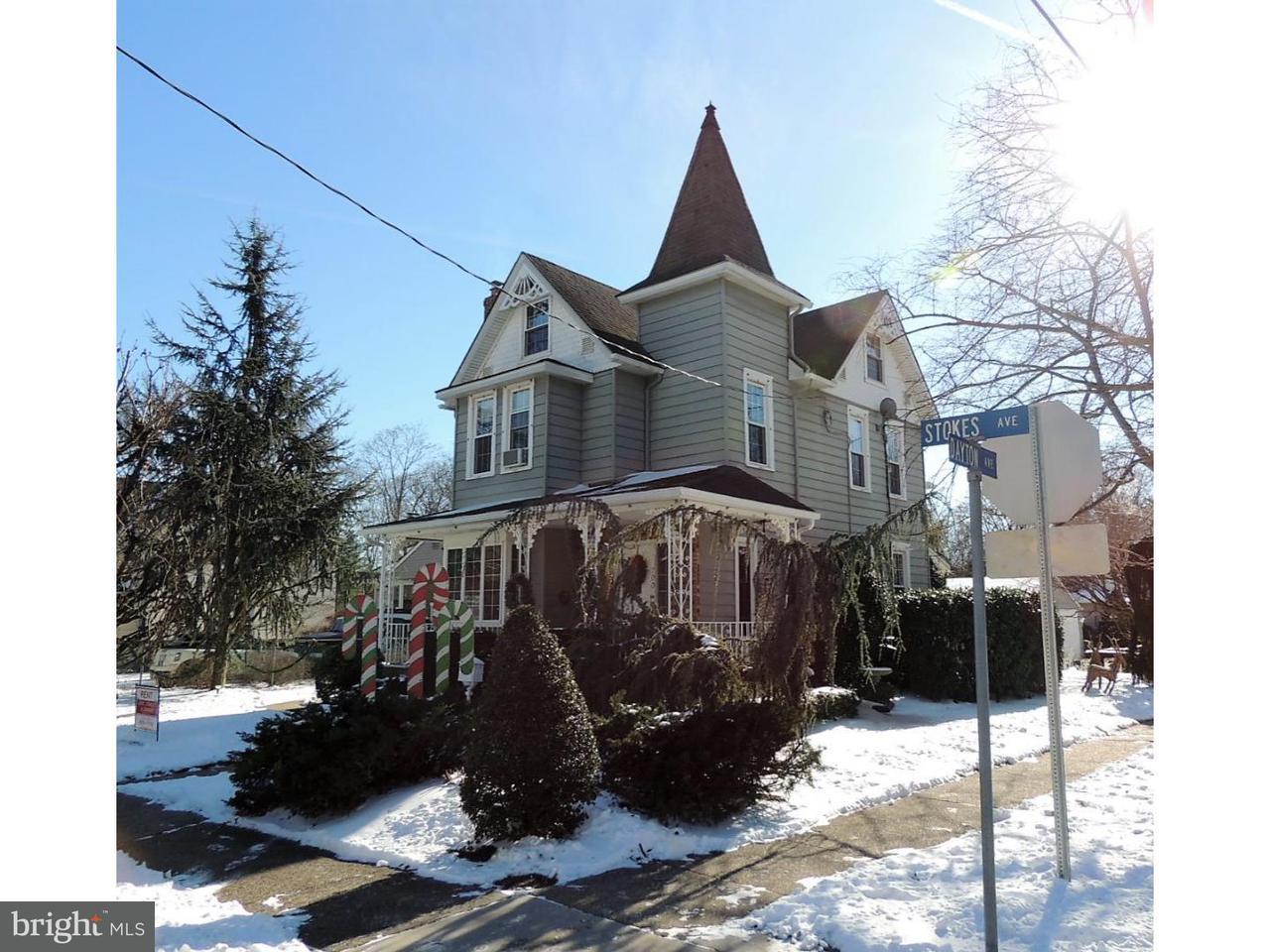 Casa unifamiliar adosada (Townhouse) por un Alquiler en 700 STOKES Avenue Collingswood, Nueva Jersey 08108 Estados Unidos