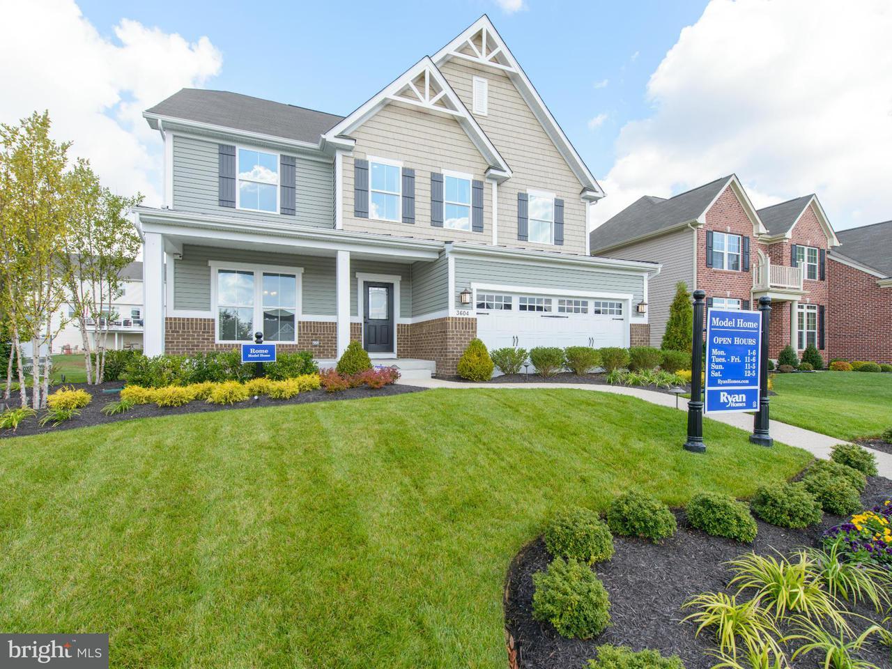 独户住宅 为 销售 在 11507 AUTUMN TERRACE 11507 AUTUMN TERRACE White Marsh, 马里兰州 21162 美国