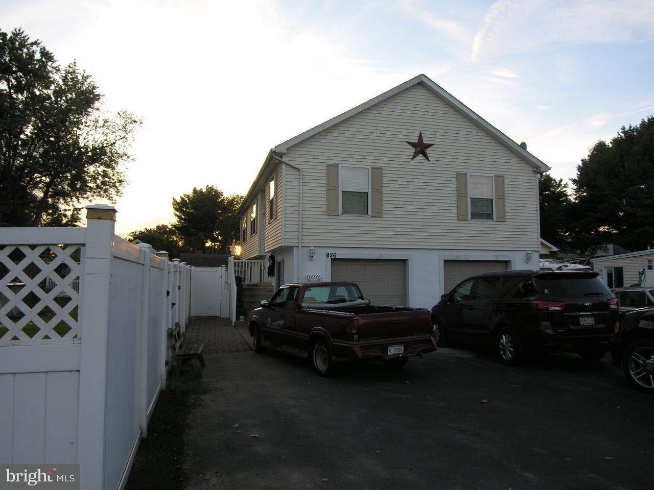 Частный односемейный дом для того Продажа на 926 CEDAR Avenue Croydon, Пенсильвания 19021 Соединенные Штаты
