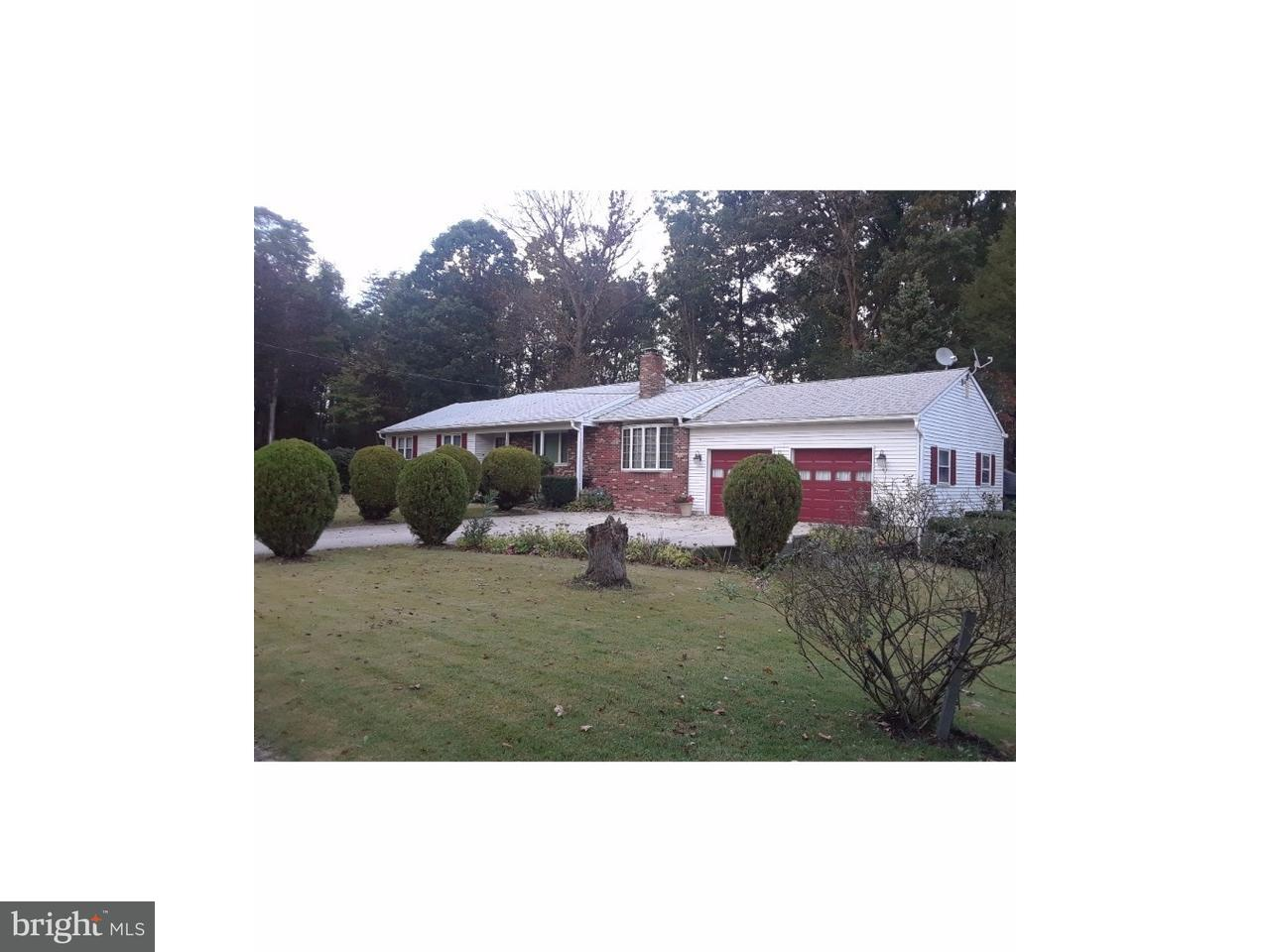 Single Family Home for Sale at 1201 WOODGREEN Lane Hainesport, New Jersey 08036 United States