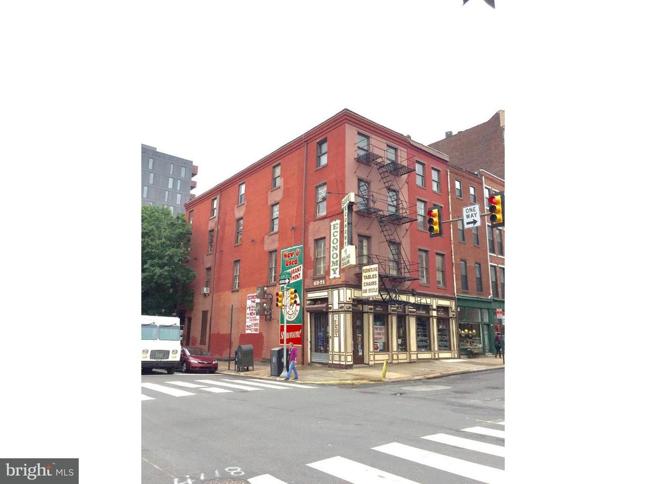 Maison unifamiliale pour l Vente à 70,69-71 N 2ND Street Philadelphia, Pennsylvanie 19106 États-Unis