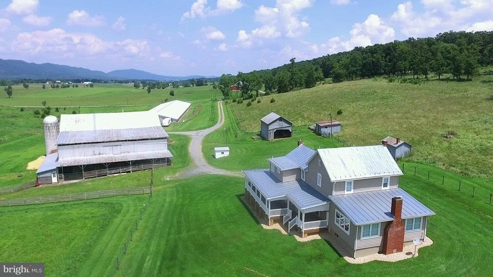 Farm for Sale at 7621 John Brock Rd Linville, Virginia 22834 United States