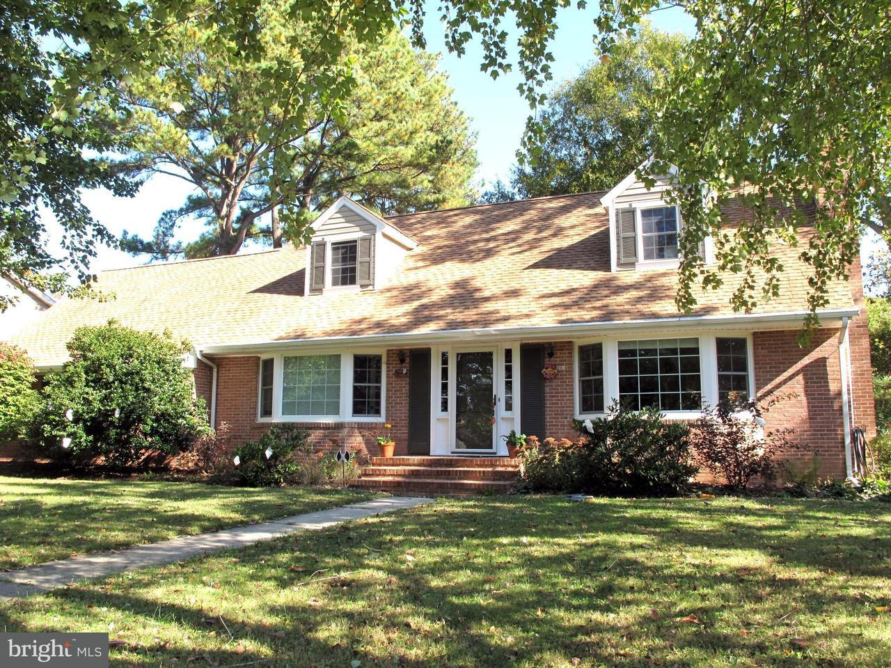 Einfamilienhaus für Verkauf beim 520 TRIPPE Avenue 520 TRIPPE Avenue Easton, Maryland 21601 Vereinigte Staaten