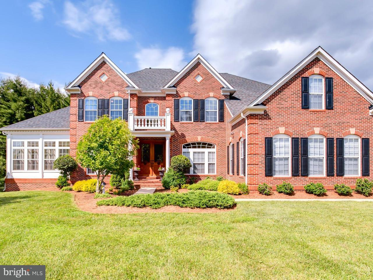 Single Family Home for Sale at 12805 PILOTS LANDING WAY 12805 PILOTS LANDING WAY Darnestown, Maryland 20878 United States