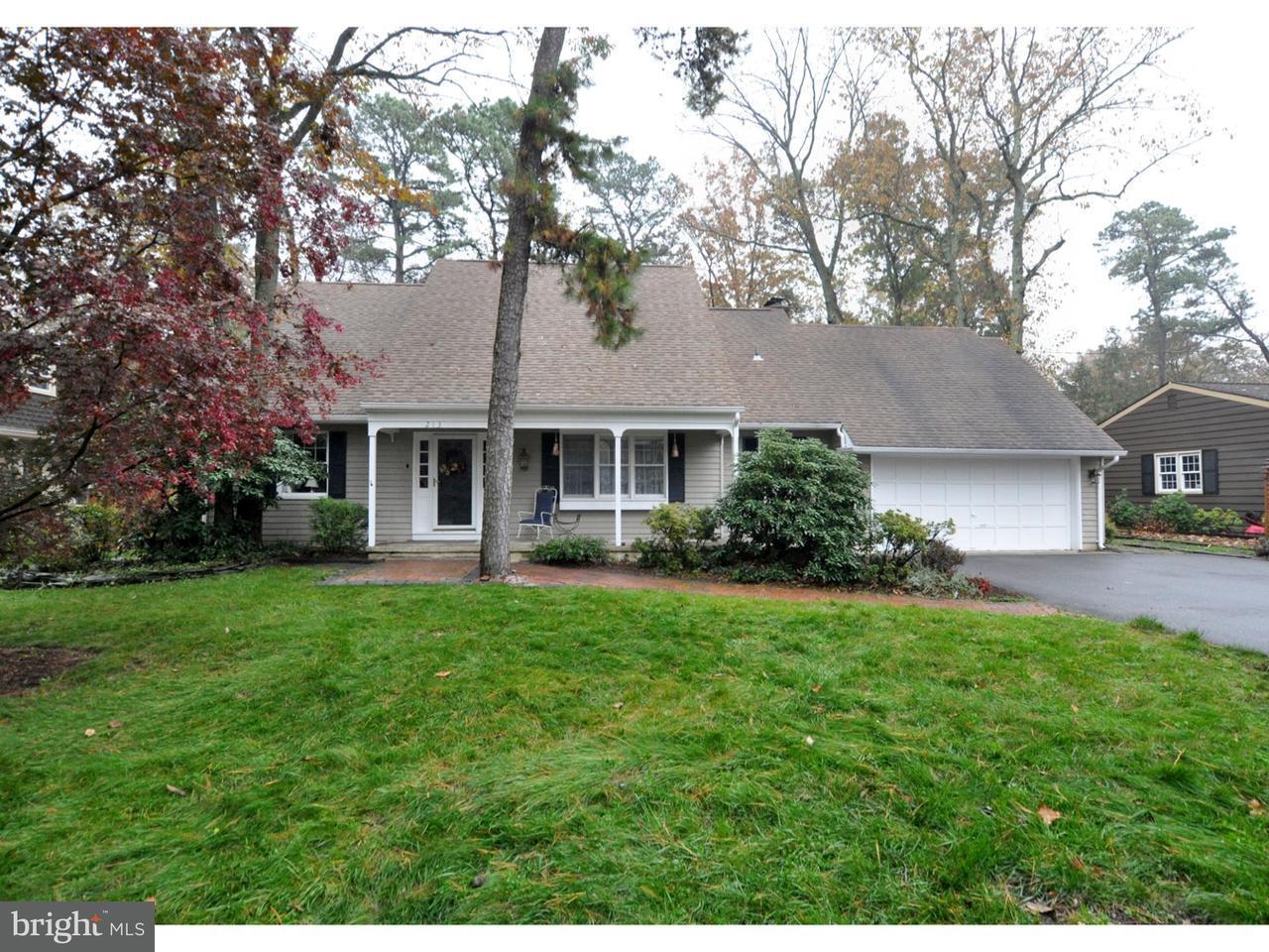 独户住宅 为 销售 在 213 SIOUX Trail Medford Lakes, 新泽西州 08055 美国