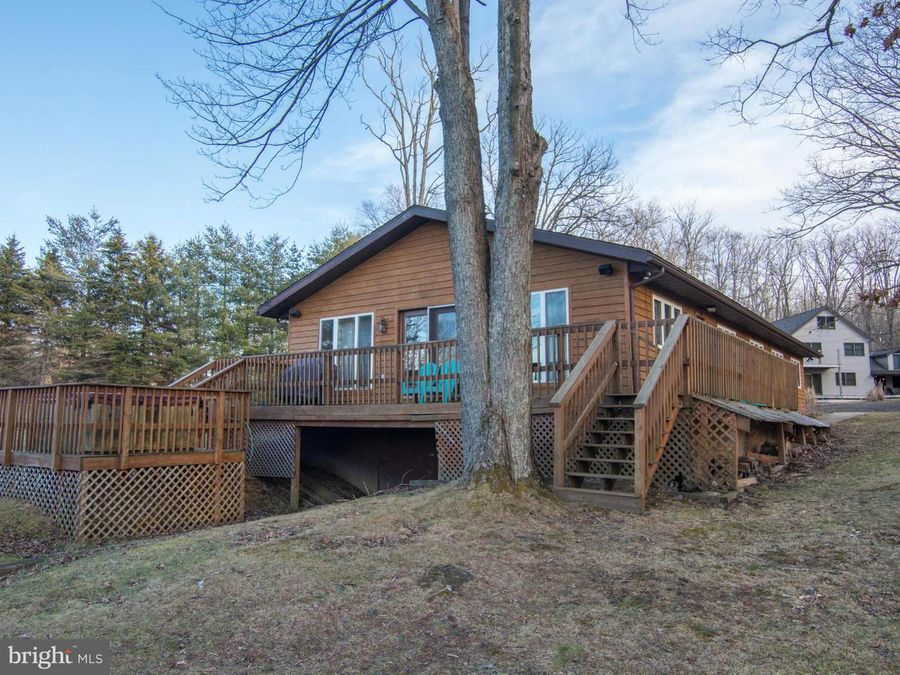 Single Family for Sale at 372 Pritts Rd Swanton, Maryland 21561 United States