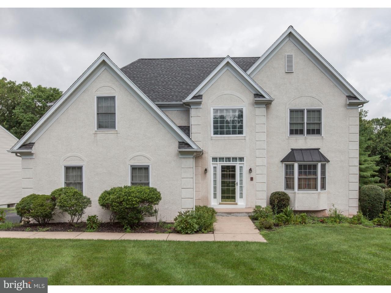 Casa Unifamiliar por un Venta en 2819 W CROSSING Circle East Norriton, Pennsylvania 19403 Estados Unidos