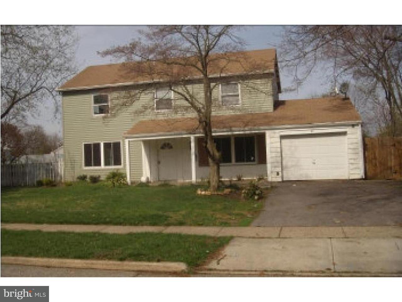 Casa Unifamiliar por un Alquiler en 47 PRIMROSE Lane Willingboro, Nueva Jersey 08046 Estados Unidos