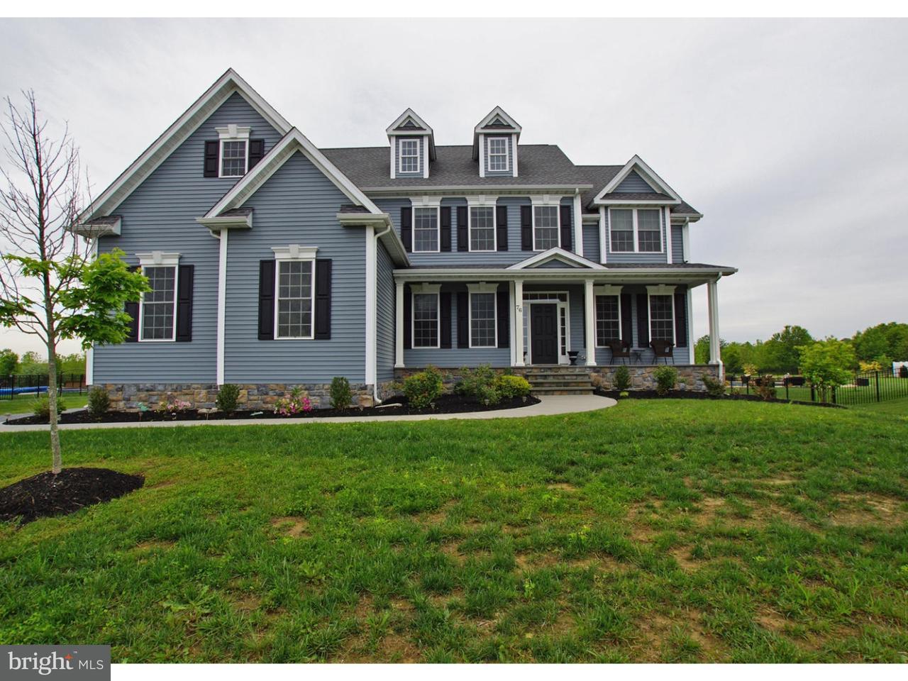 Tek Ailelik Ev için Satış at 76 CHANTICLEER Circle Wyoming, Delaware 19934 Amerika Birleşik Devletleri