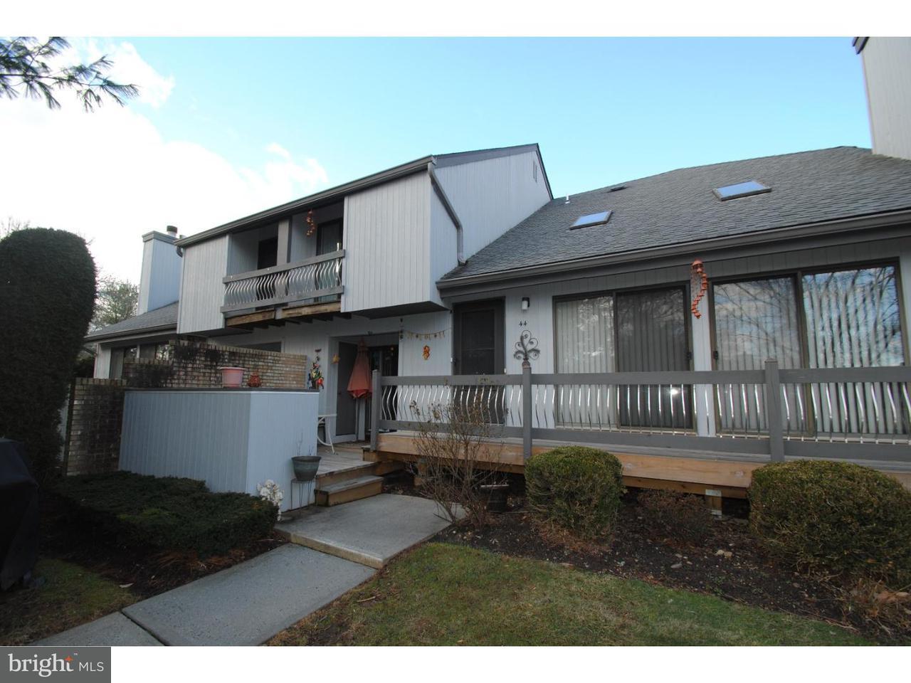 Maison accolée pour l à louer à 44 AZALEA CT #1684 Monmouth Junction, New Jersey 08852 États-UnisDans/Autour: South Brunswick Township