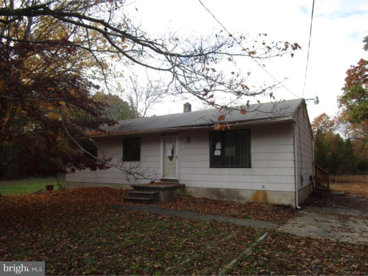 Частный односемейный дом для того Продажа на 1424 14TH Avenue Dorothy, Нью-Джерси 08317 Соединенные Штаты