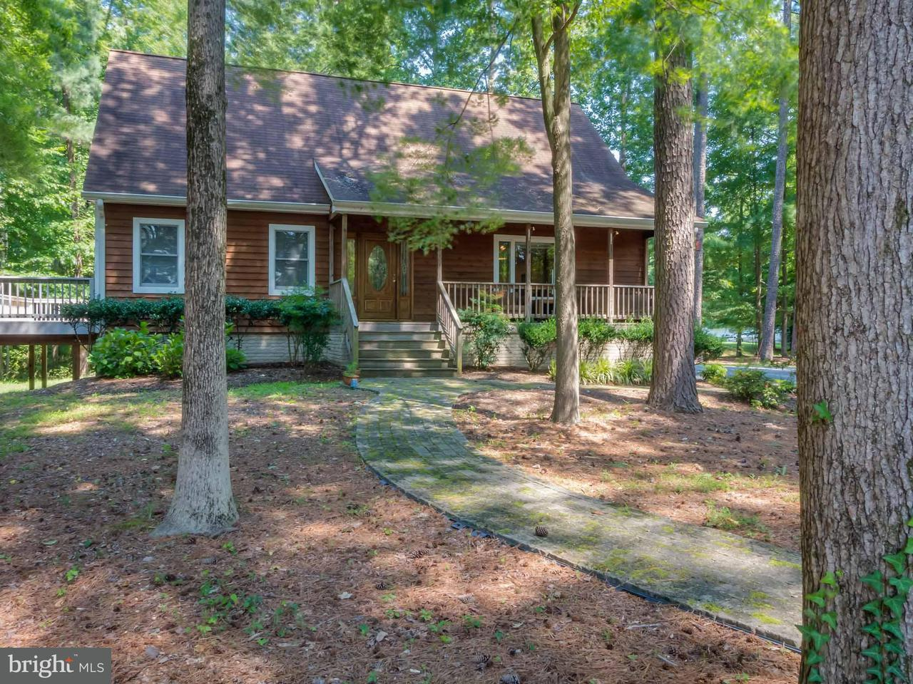 Single Family for Sale at 170 Bamboushay Ln Dowell, Maryland 20629 United States