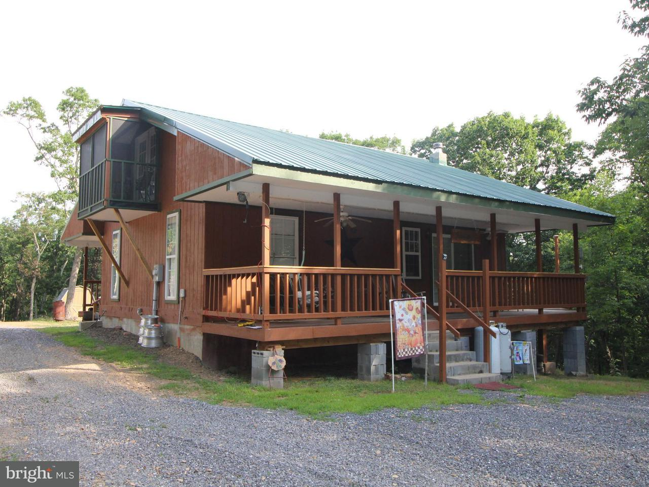 Single Family for Sale at 555 Yellow Pine Dr. Wardensville, West Virginia 26851 United States