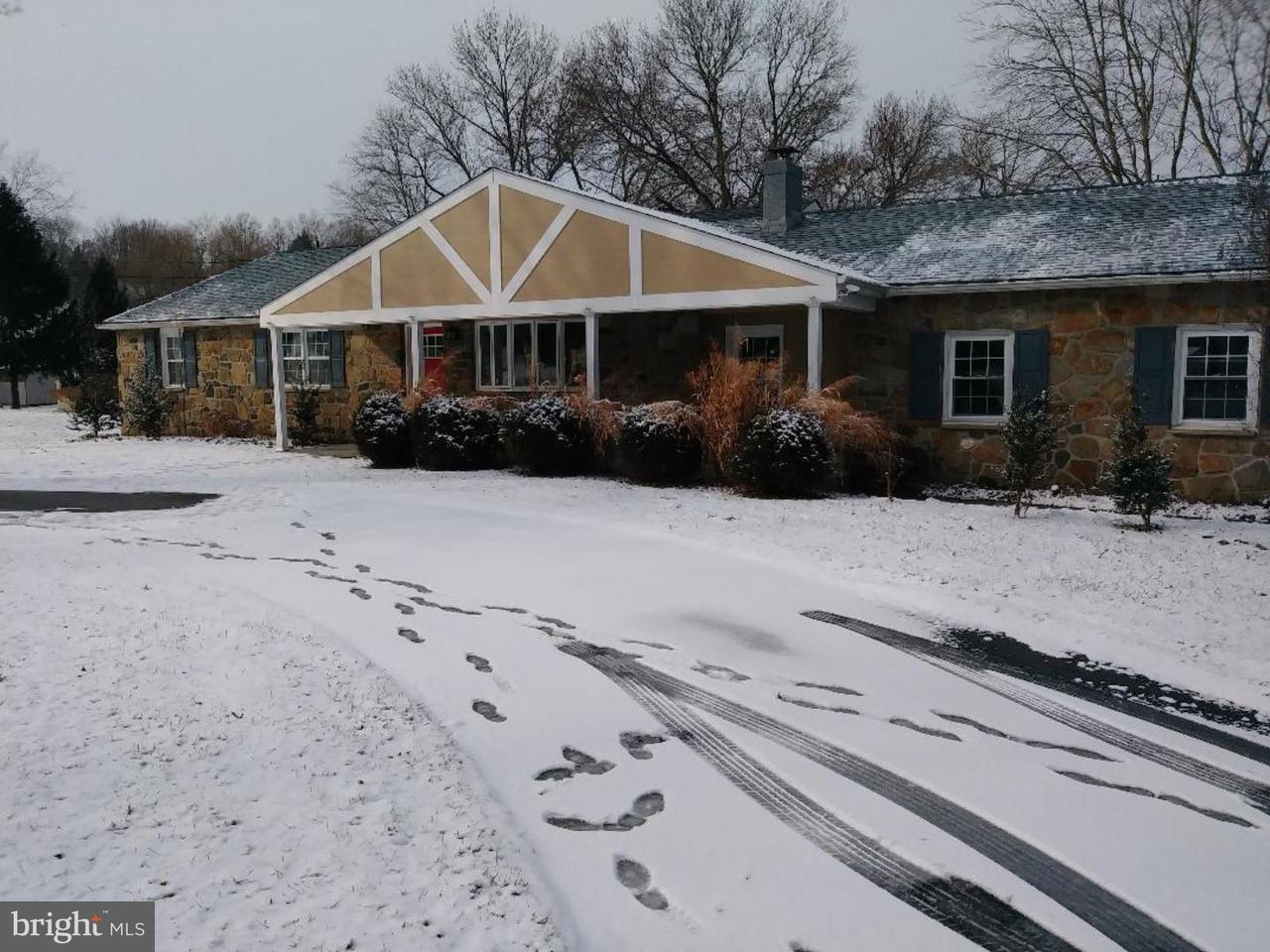 Maison unifamiliale pour l Vente à 3172 MEETINGHOUSE Road Marcus Hook, Pennsylvanie 19061 États-Unis