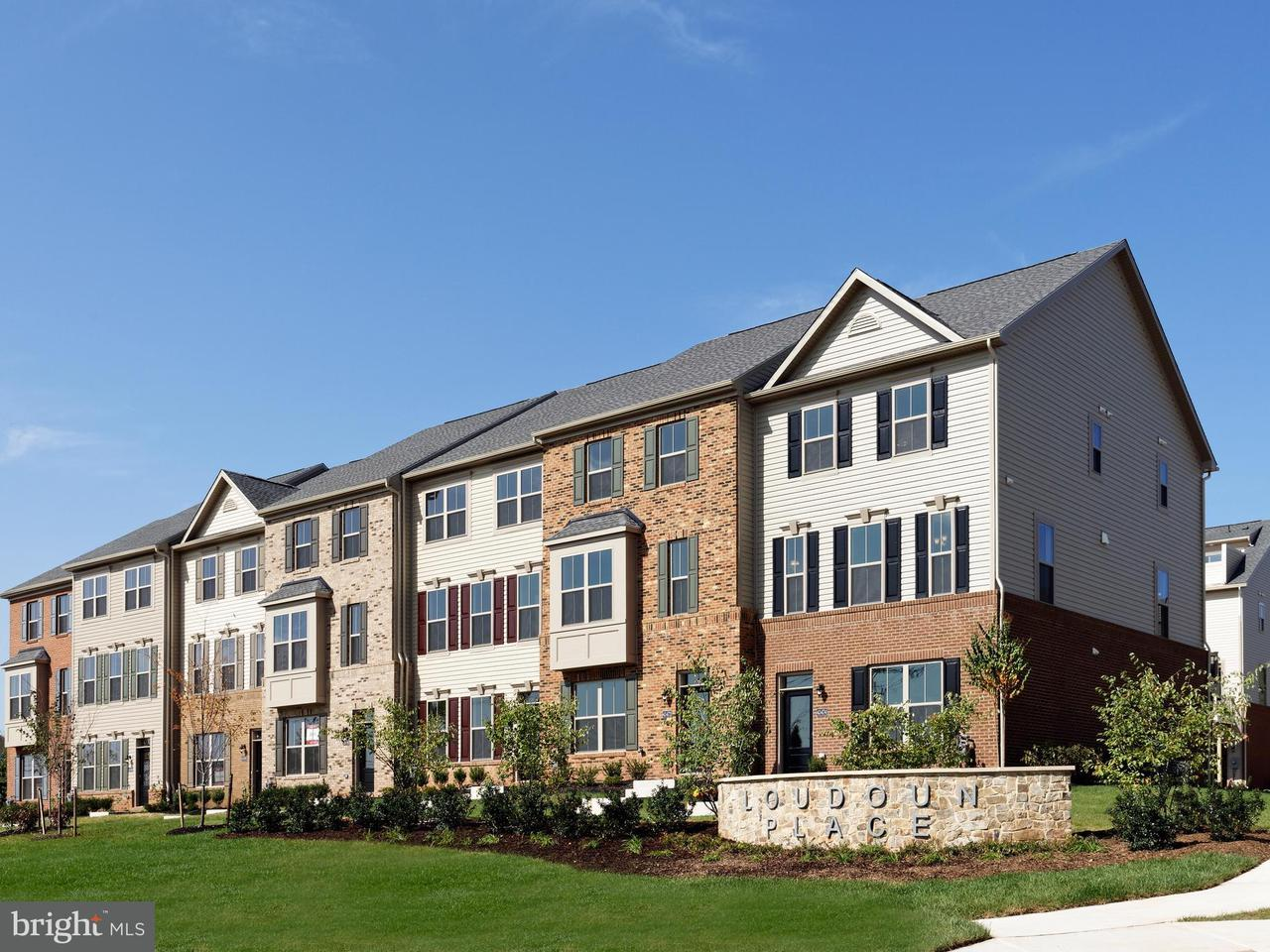 Townhouse for Sale at 43474 OLD RYAN Road 43474 OLD RYAN Road Ashburn, Virginia 20148 United States