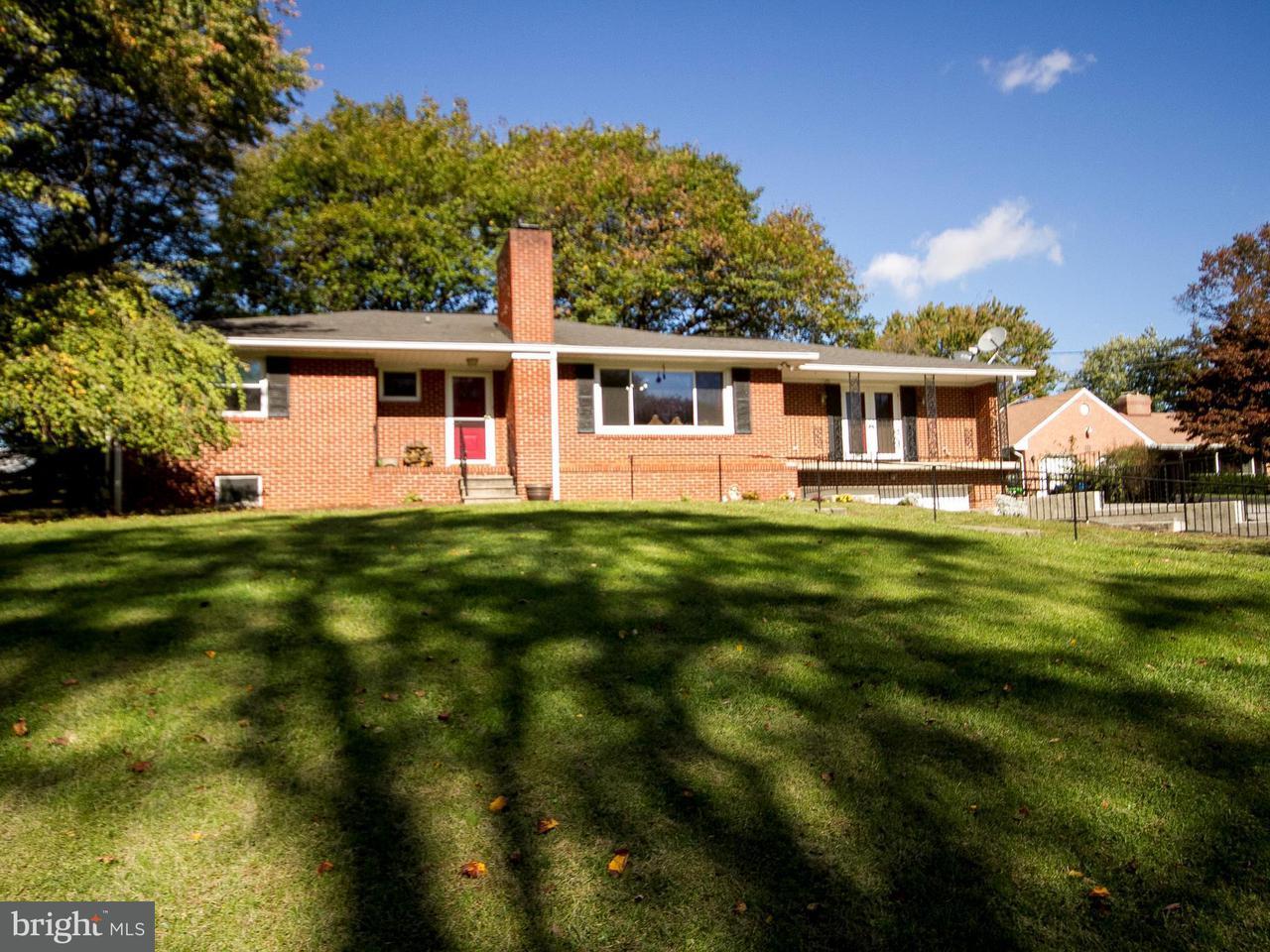 Casa Unifamiliar por un Venta en 4520 HYDES Road 4520 HYDES Road Hydes, Maryland 21082 Estados Unidos