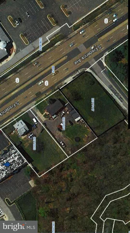 Land for Sale at 601 FREDERICK AVE S 601 FREDERICK AVE S Rockville, Maryland 20877 United States