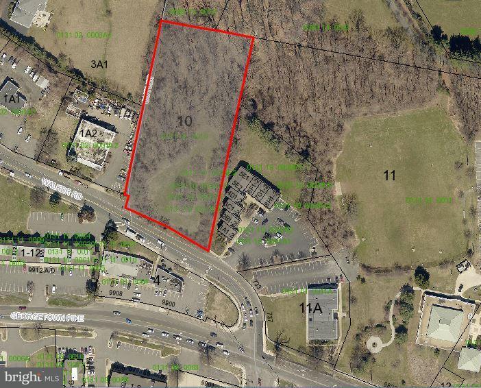Land for Sale at 725 Walker Road 725 Walker Road Great Falls, Virginia 22066 United States
