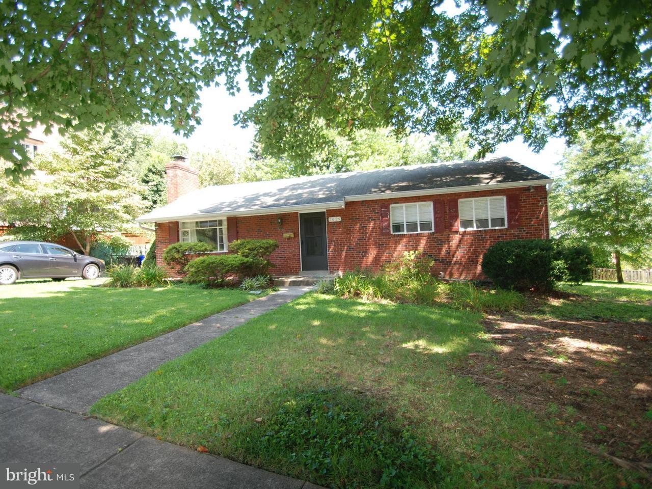 Single Family Home for Sale at 2629 RICHMOND ST N 2629 RICHMOND ST N Arlington, Virginia 22207 United States