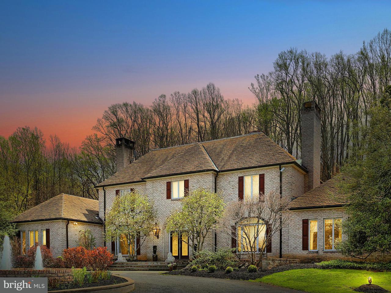 Maison unifamiliale pour l Vente à 2401 TUFTON Avenue 2401 TUFTON Avenue Reisterstown, Maryland 21136 États-Unis