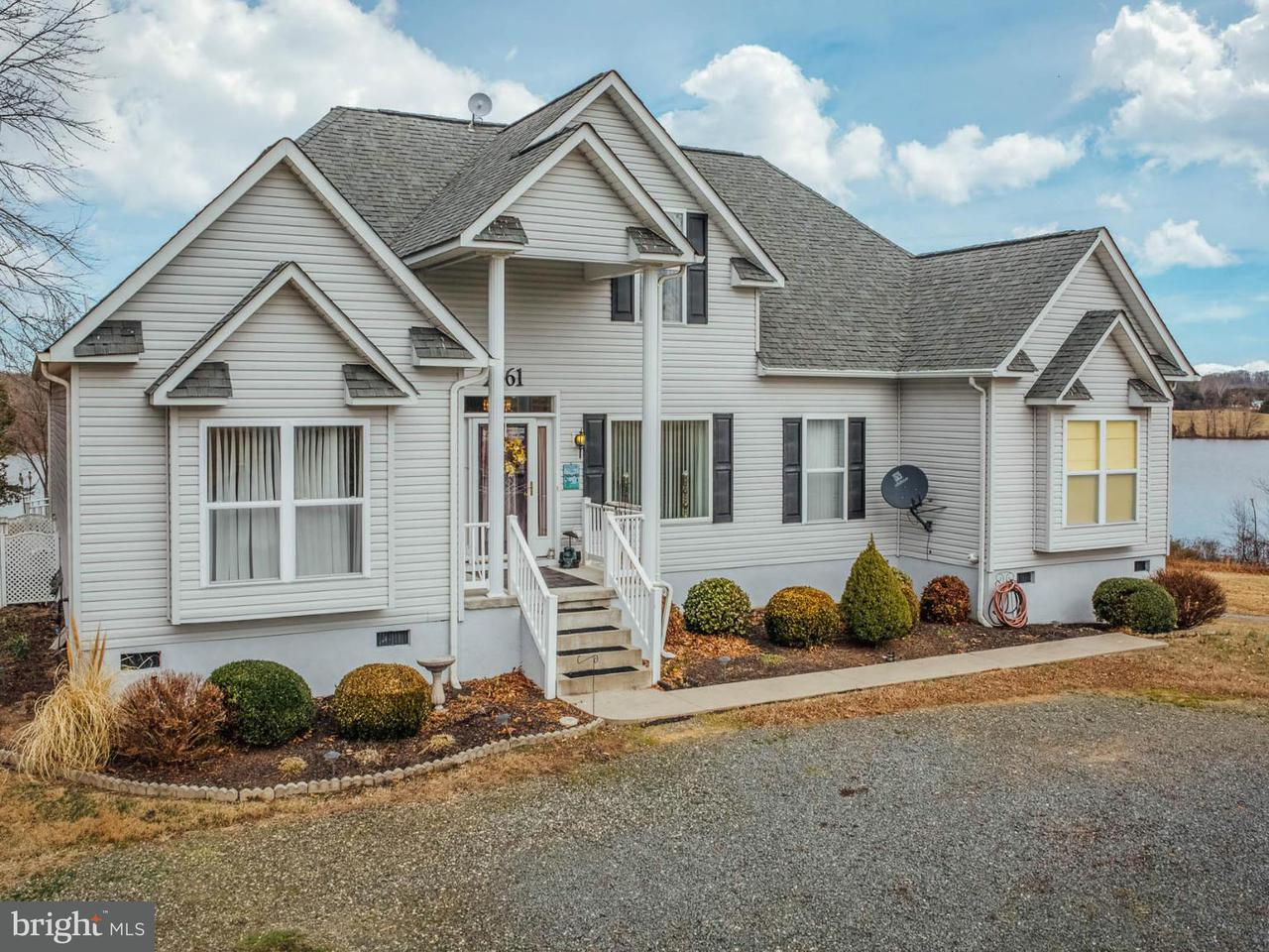 Single Family Home for Sale at 2561 PEACH GROVE Road 2561 PEACH GROVE Road Louisa, Virginia 23093 United States