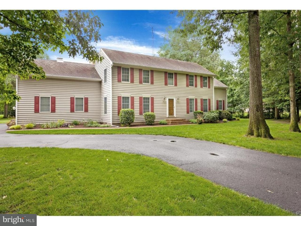 Single Family Home for Sale at 15581 QUAIL HOLLOW Road Greenwood, Delaware 19950 United States