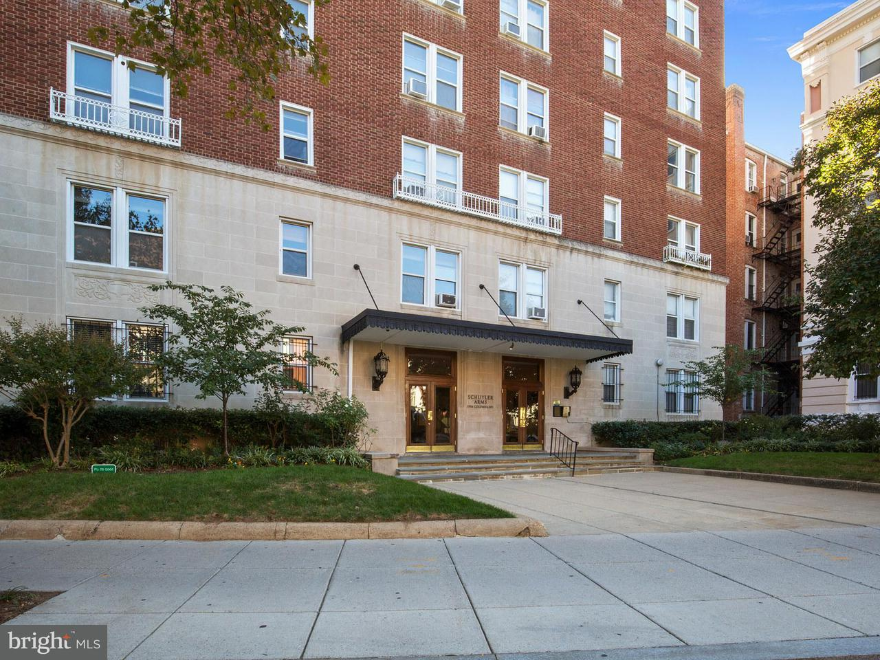 Condominium for Sale at 1954 Columbia Rd NW #508 Washington, District Of Columbia 20009 United States
