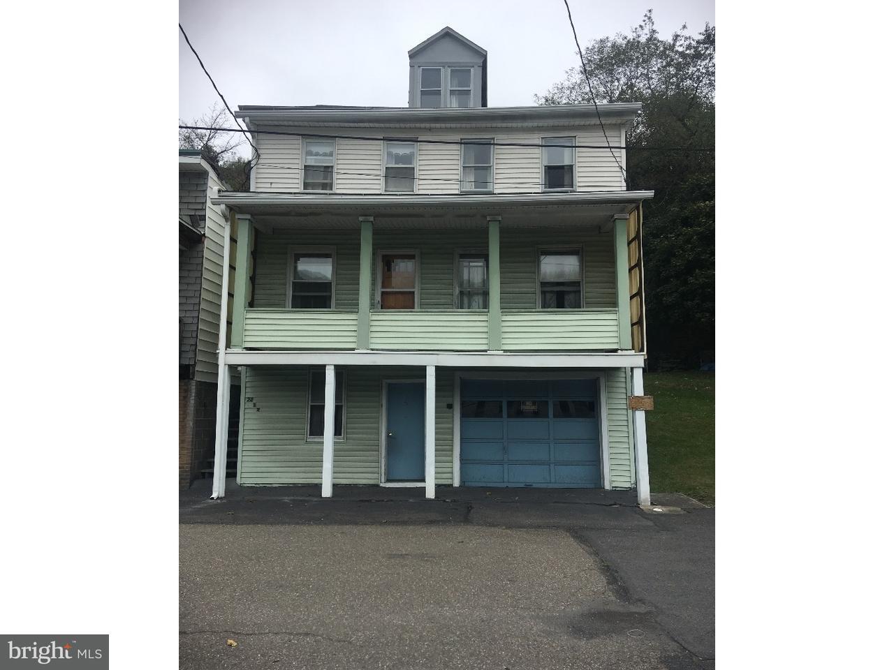 Duplex pour l Vente à 2217 HIGH Road Gilberton, Pennsylvanie 17949 États-Unis