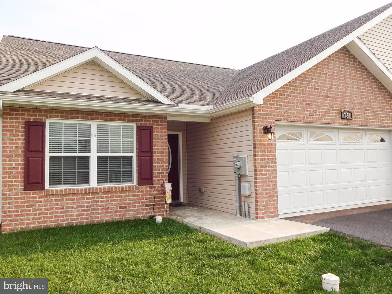 Other Residential for Rent at 751 Shook Ct W Greencastle, Pennsylvania 17225 United States
