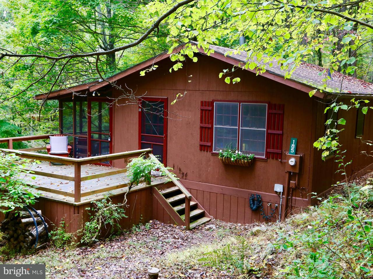 Single Family for Sale at 185 Hunters Rdg Lost River, West Virginia 26810 United States
