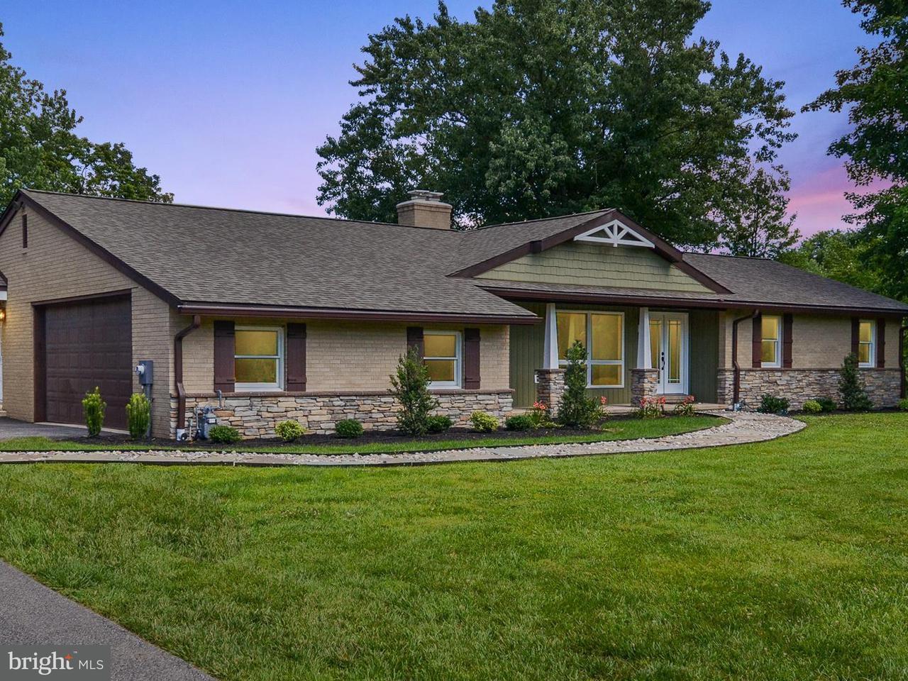 Частный односемейный дом для того Продажа на 12421 MANOR Road 12421 MANOR Road Glen Arm, Мэриленд 21057 Соединенные Штаты