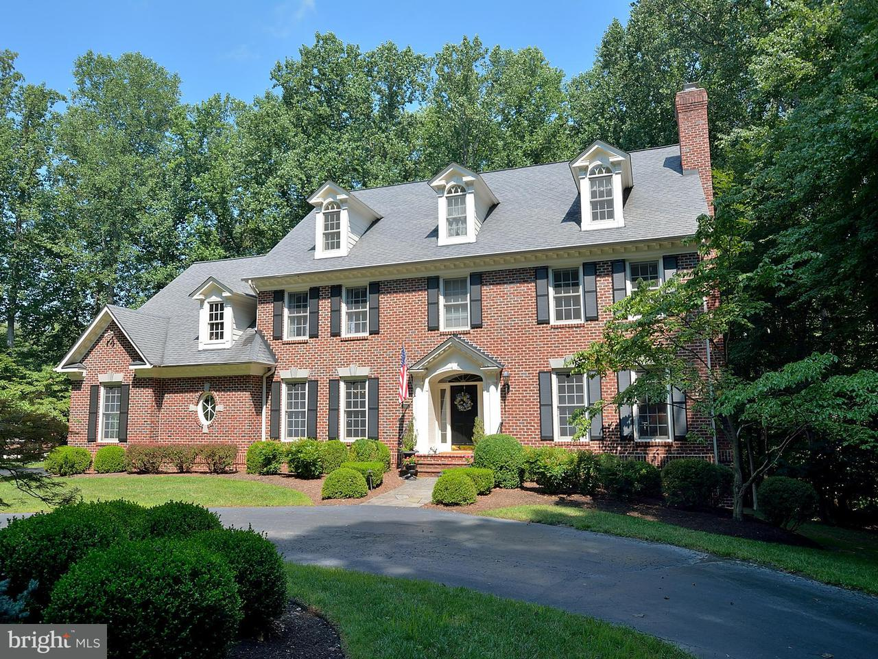 Single Family Home for Sale at 9100 EATON PARK Road 9100 EATON PARK Road Great Falls, Virginia 22066 United States