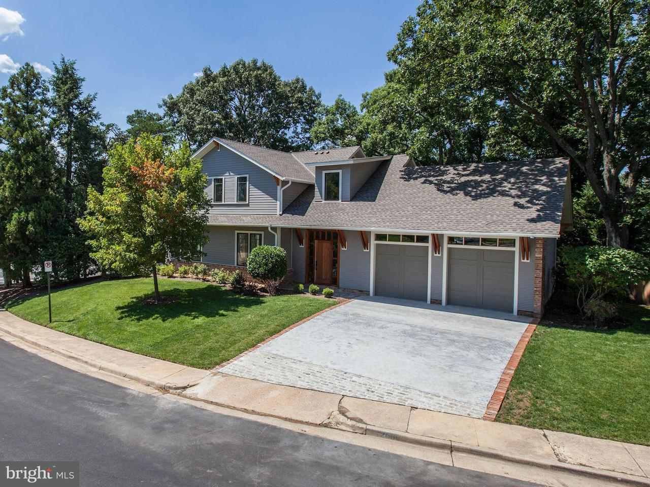 Single Family for Sale at 2000 Scroggins Rd Alexandria, Virginia 22302 United States