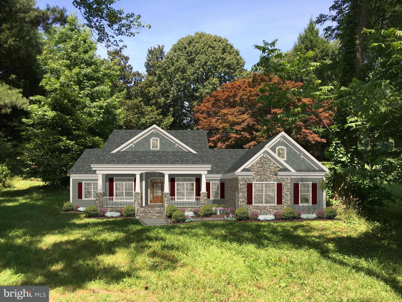 Single Family Home for Sale at 599 Broadwater Way 599 Broadwater Way Gibson Island, Maryland 21056 United States