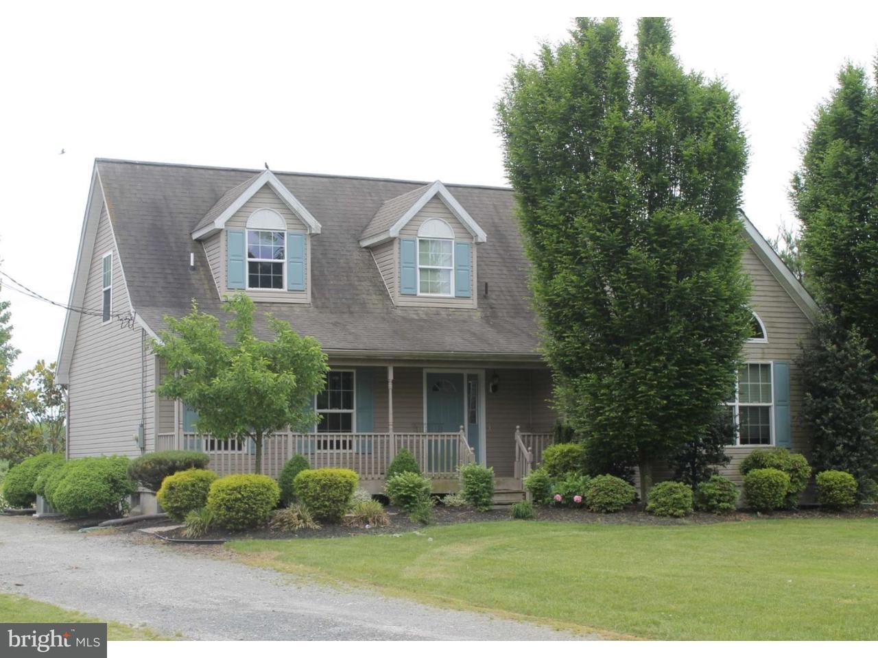 Maison unifamiliale pour l Vente à 615 WHIG Lane Elk Township, New Jersey 08343 États-Unis