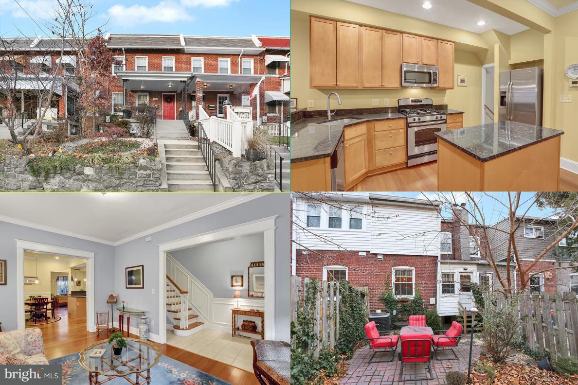 Single Family for Sale at 817 Ingraham St NW Washington, District Of Columbia 20011 United States