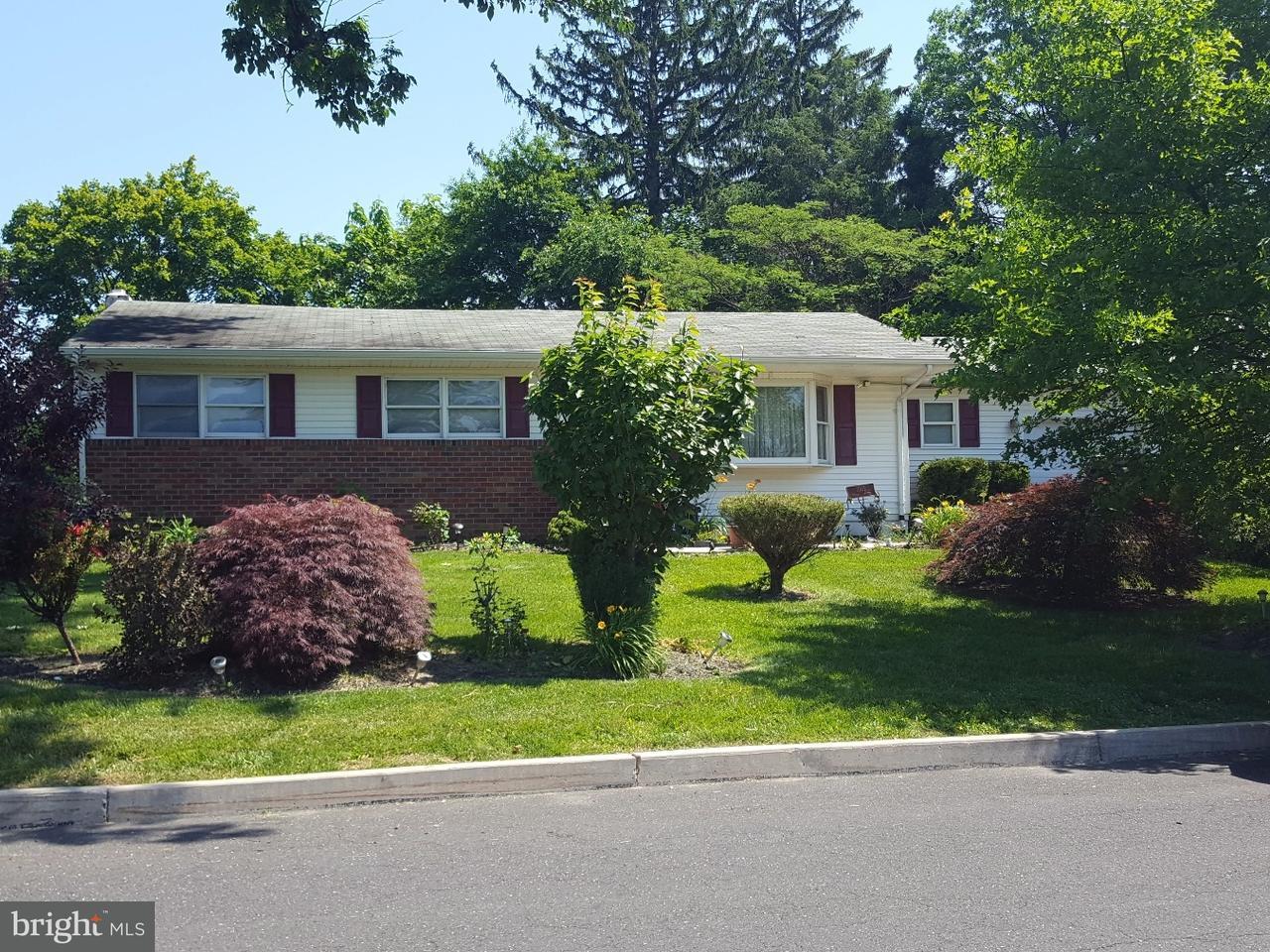 Частный односемейный дом для того Продажа на 3101 SUMMIT Avenue Upper Dublin, Пенсильвания 19038 Соединенные Штаты