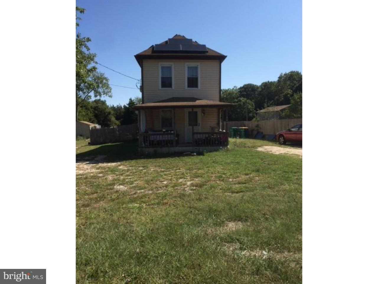Single Family Home for Sale at 604 S NEW YORK Road Galloway, New Jersey 08205 United States
