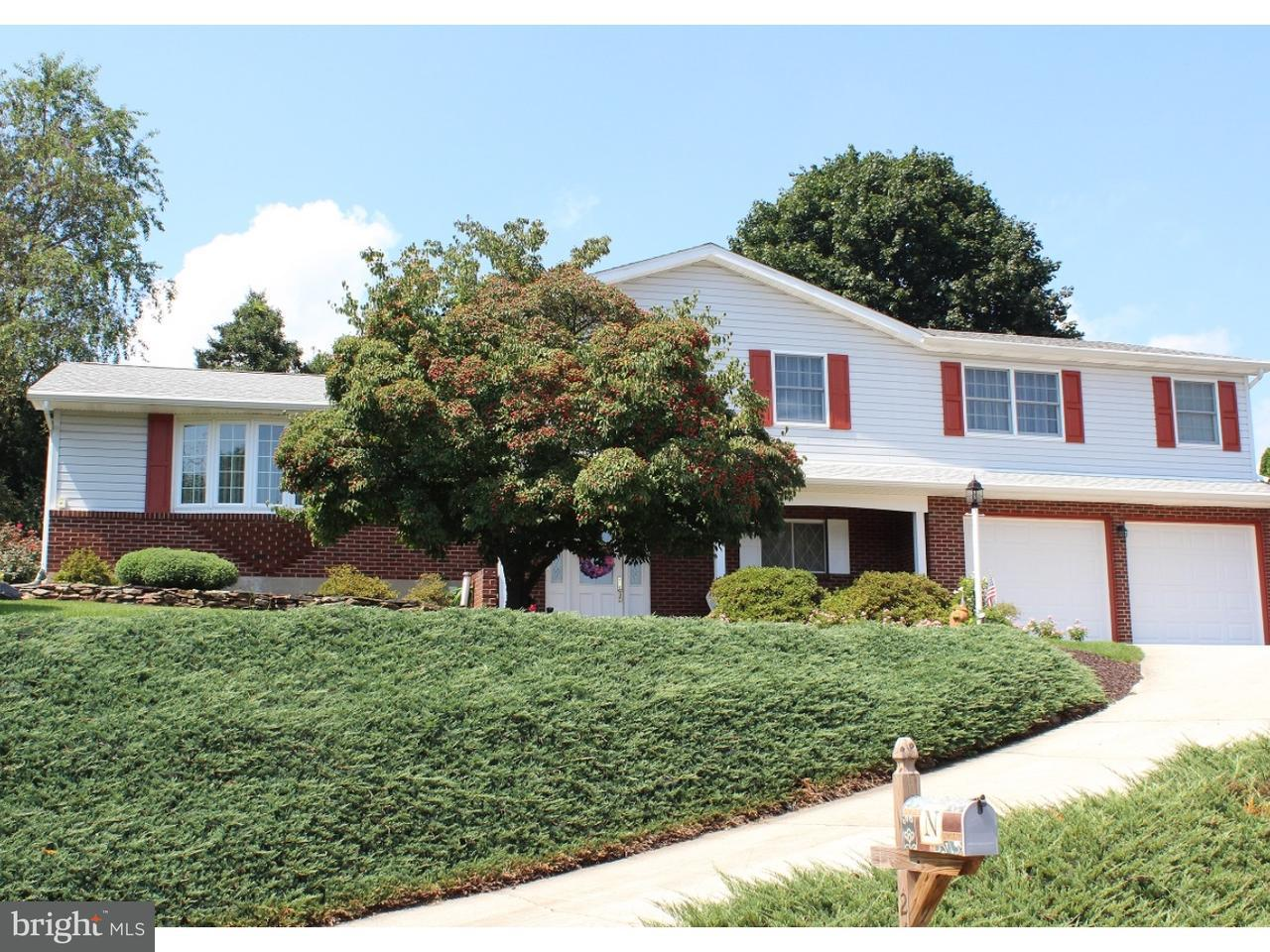 Single Family Home for Sale at 24 DEER PARK Drive Pottsville, Pennsylvania 17901 United States