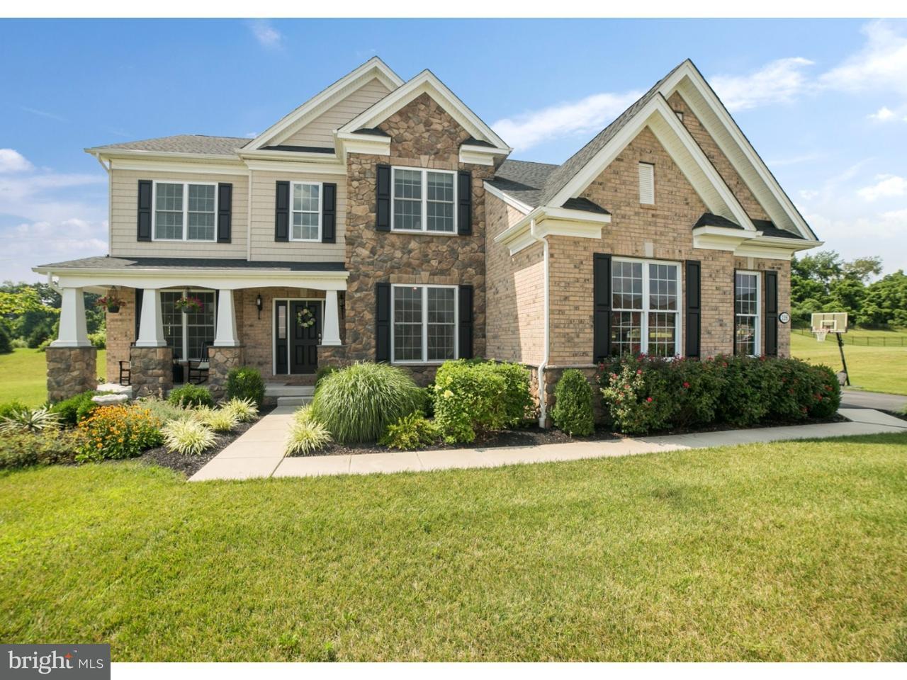 Maison unifamiliale pour l Vente à 126 BENNINGTON Road Phoenixville, Pennsylvanie 19460 États-Unis