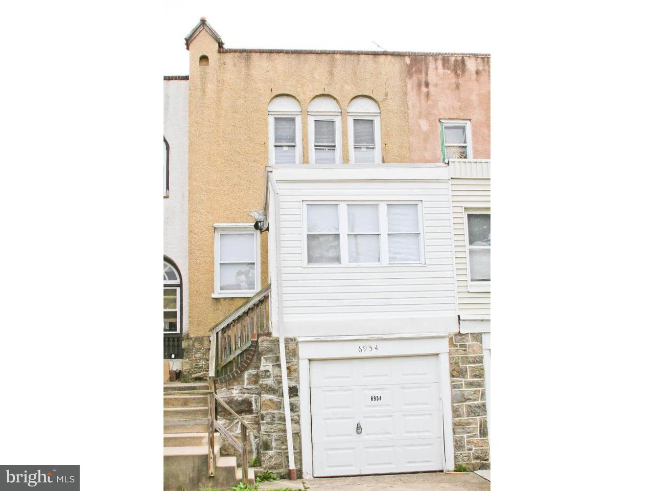 Casa unifamiliar adosada (Townhouse) por un Alquiler en 6954 ABERDEEN Upper Darby, Pennsylvania 19082 Estados Unidos