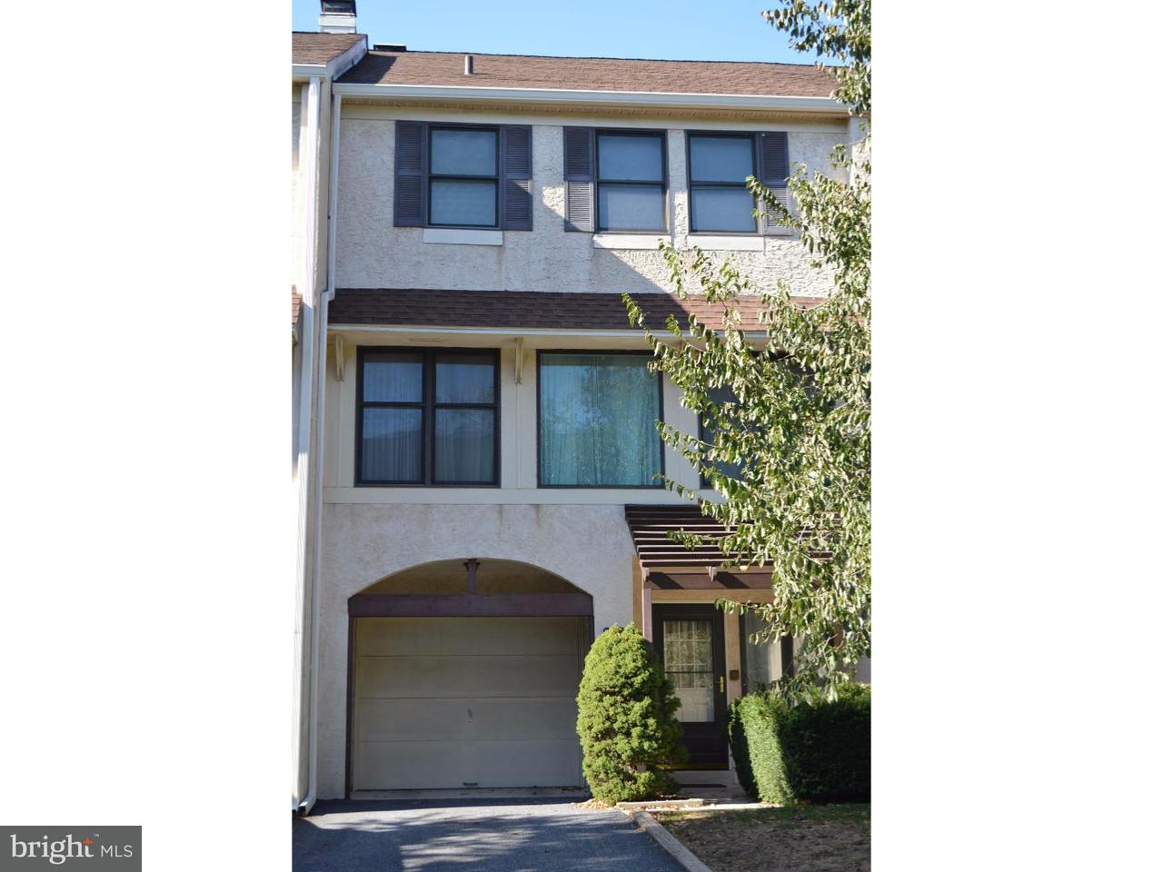 Townhouse for Rent at 659 NIBLICK LN #15 Wallingford, Pennsylvania 19086 United States