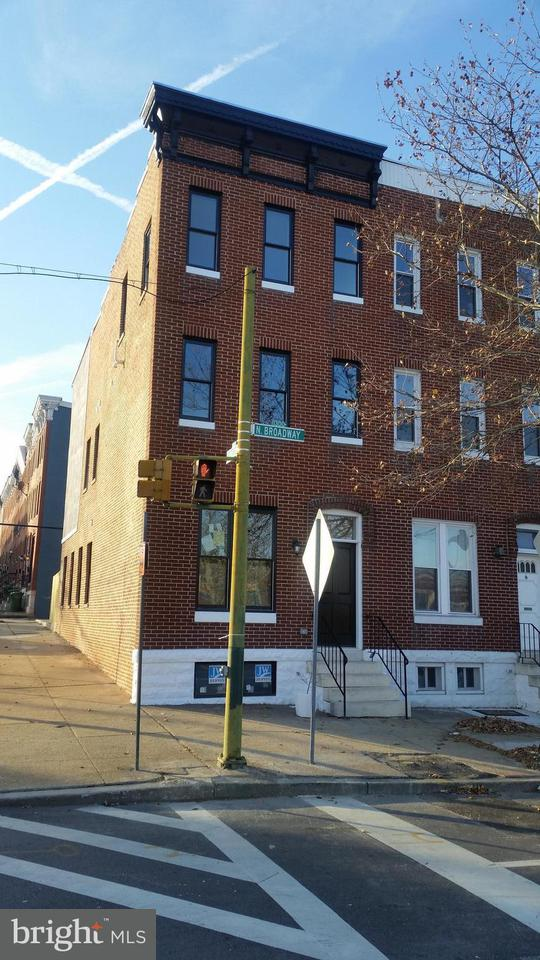 Other Residential for Rent at 1300 N Broadway Baltimore, Maryland 21213 United States