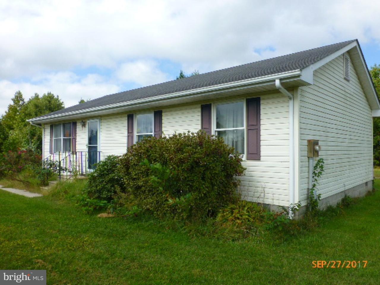 Einfamilienhaus für Verkauf beim 108 DOWNES Drive Hartly, Delaware 19953 Vereinigte Staaten