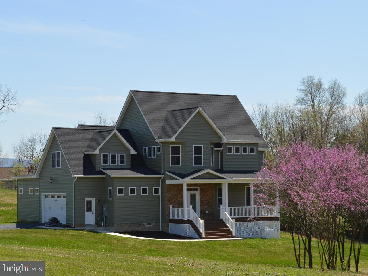 Частный односемейный дом для того Продажа на 25 Fairview Circle 25 Fairview Circle Woodstock, Виргиния 22664 Соединенные Штаты