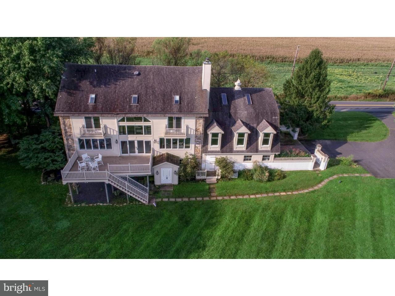 Single Family Home for Sale at 6279 ROUTE 412 Riegelsville, Pennsylvania 18077 United States
