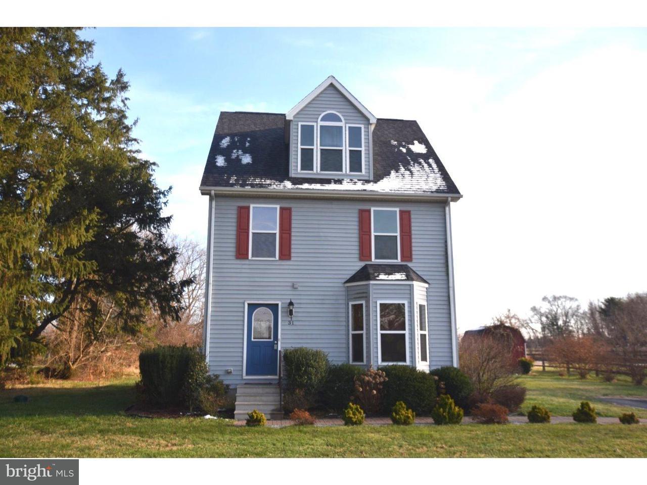 Casa Unifamiliar por un Alquiler en 31 E WALNUT Street Magnolia, Delaware 19962 Estados Unidos