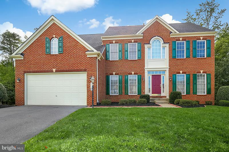 Single Family Home for Sale at 7159 SOMERTON Court 7159 SOMERTON Court Hanover, Maryland 21076 United States